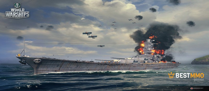 World Of Warships - Game Review Download Now - Best MMO Games