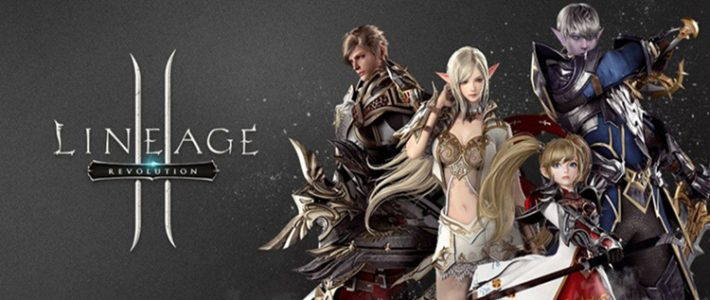 Lineage2 — The Truly Free MMO Game