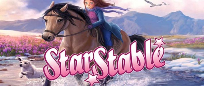 Star Stable – Ready to play the best horse riding game ever made?